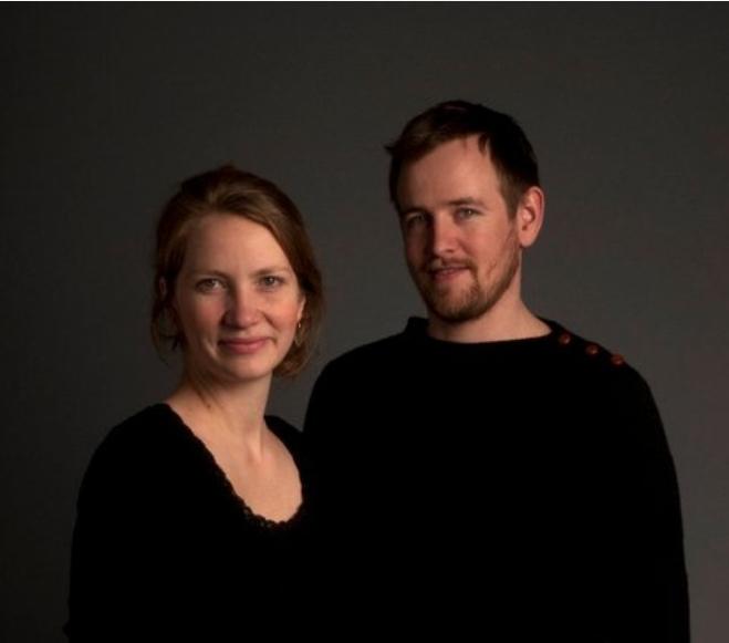 Helene Keis en Jakob Fiedler