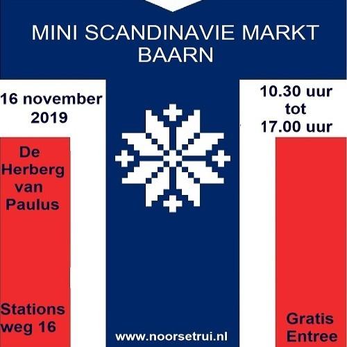 Mini Scandinavië markt Baarn