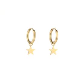 Oorbellen Star