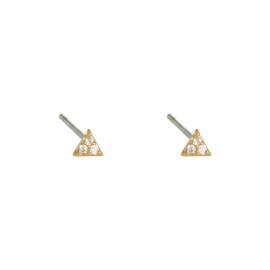 Oorknopjes Mini Triangle