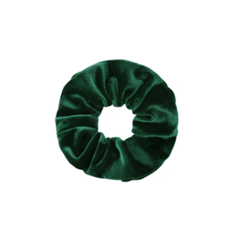 Scruchie Sweet Velvet Groen