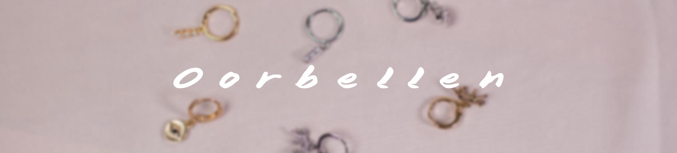 Oorbellen Banner