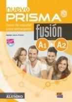 nuevo Prisma Fusión A1+A2 - Libro del alumno