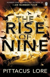 The Rise Of Nine (Pittacus Lore)