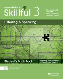 Skillful Second Edition Level 3 Premium Student's Book Pack