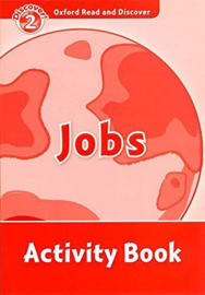 Oxford Read And Discover Level 2 Jobs Activity Book