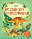 Het grote boek over grote dinosaurussen (Hardback)