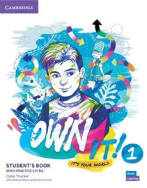 Own it! Level 1 Student's Book with Practice Extra