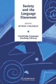Society and the Language Classroom Paperback