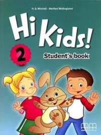 Hi Kids 2 S.b. (inc.cd) British Edition