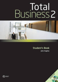Total Business 2 Intermediate Student's Book with Audio Cd (1x)