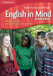 English in Mind Second edition Level1 Audio CDs (3)