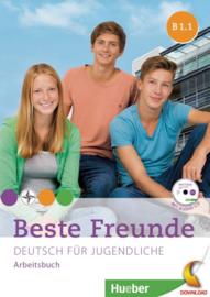 Beste Freunde B1/1 – Interactief Digitaal Werkboek