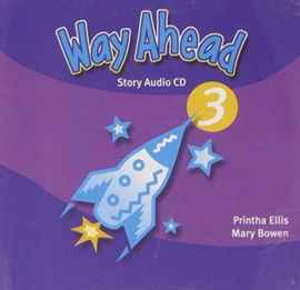 Way Ahead New Edition Level 3 Story CD