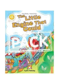 The Little Engine That Could With Cd & Dvd Pal)