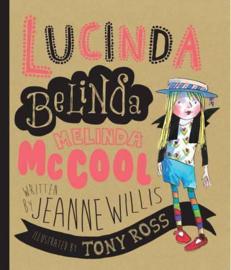 Lucinda Belinda Melinda McCool (Jeanne Willis) Paperback / softback
