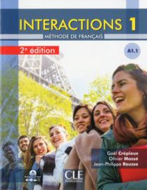 Interactions 1 Nouvelle édition