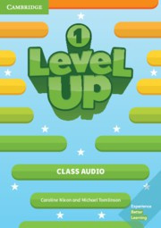 Level Up Level1 Class Audio CDs