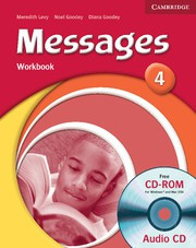 Messages Level4 Workbook with Audio CD/CD-ROM