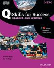 Q Skills For Success Intro Level Reading & Writing Student Book With Iq Online
