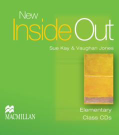 Inside Out New Elementary  Class Audio CDs (3)