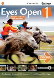 Eyes Open Level1 Student's Book with Online Workbook and Online Practice