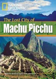 Footprint Reading Library 800: Lost City Machu Picchu Book With Multi-rom (x1)
