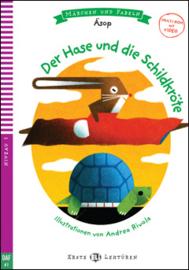 Der Hase Und Die Schildkröte + Downloadable Multimedia