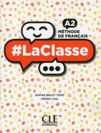 #LaClasse - Niveau A2 - Livre de lélève + DVD-Rom