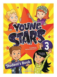 Young Stars 3 Students Book