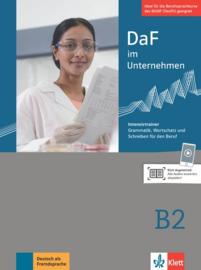 DaF im Unternehmen B2 Intensieve Trainer - Grammatik Wortschatz en Schreiben für den Beruf