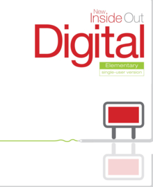 Inside Out New Elementary  Digital Single user