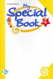 The Magic Book 4 Special Book + Audio Cd