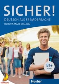 Sicher! B1+ im Beruf Beroepsmaterialen PDF-Download