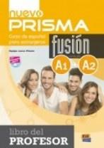 nuevo Prisma Fusión A1+A2 - Libro del profesor