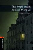 Oxford Bookworms Library Level 2: The Murders In The Rue Morgue
