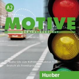 Motive A2 Audio-CDs bij het Studentenboek Les 9–18