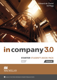 In Company 3.0 Starter Level Student's Book Pack Premium