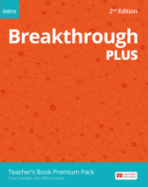 Breakthrough Plus 2nd Edition Intro Level Teacher's Book Pack