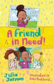 A Friend in Need (Julia Jarman) Paperback / softback