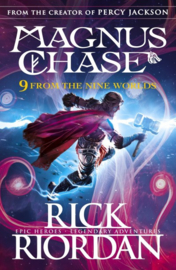 9 From The Nine Worlds (magnus Chase And The Gods Of Asgard) (Rick Riordan)