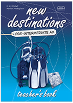 New Destinations Pre-intermediate Teacher's Book