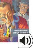 Dominoes One Sherlock Holmes: The Blue Diamond Audio