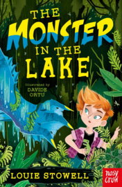 The Monster in the Lake (Paperback)