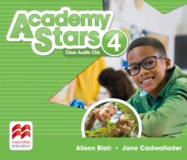 Academy Stars Level 4 Audio CD