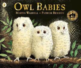 Owl Babies 25th Anniversary Edition (Martin Waddell, Patrick Benson)