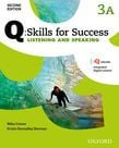 Q Skills For Success Level 3 Listening & Speaking Split Student Book A With Iq Online