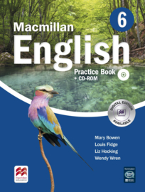 Macmillan English Level 6 Practice Book & CD-ROM Pack