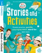 Biff, Chip and Kipper: Stories and Activities: Phonics practice, puzzles, colouring-by-letters, word fun and more