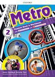 Metro Level 2 Student Book And Workbook Pack
